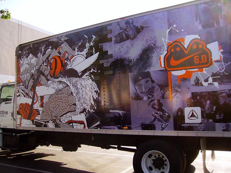 Nike 6.0 Truck