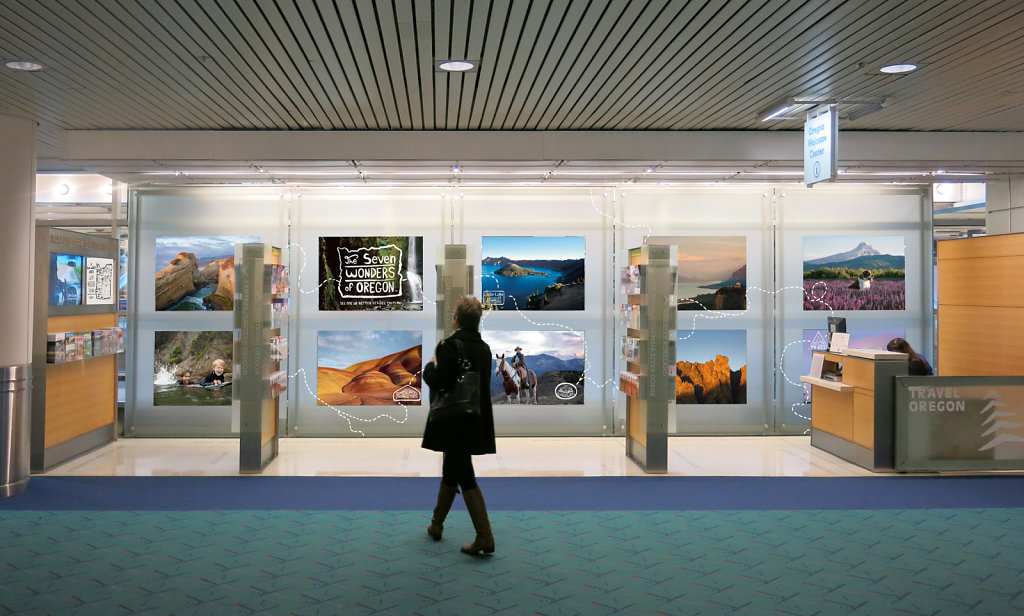 PDX Airport Installation
