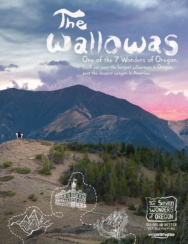 The Wallowas