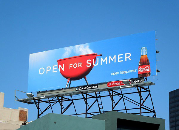 BBQ billboard