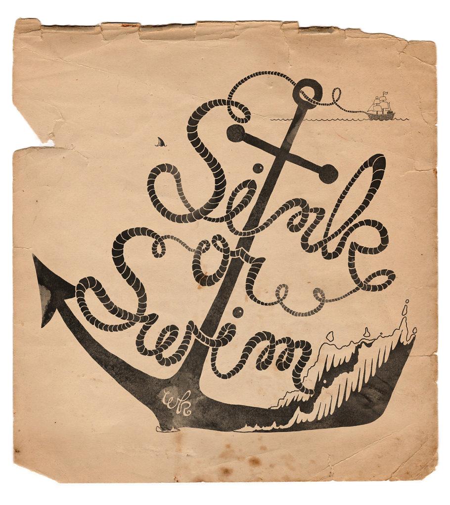Sink or Swim Mantra